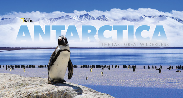 National Geographic - Antarctica