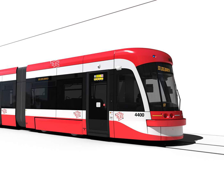 TTC Light Rail